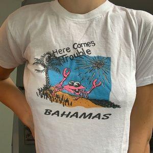 BABY TEE from Bahamas